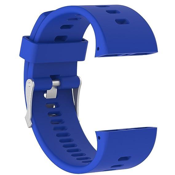 Ersatzarmband für Polar V800 Smart Watch - Silikon-Uhrenarmband mit Tools.