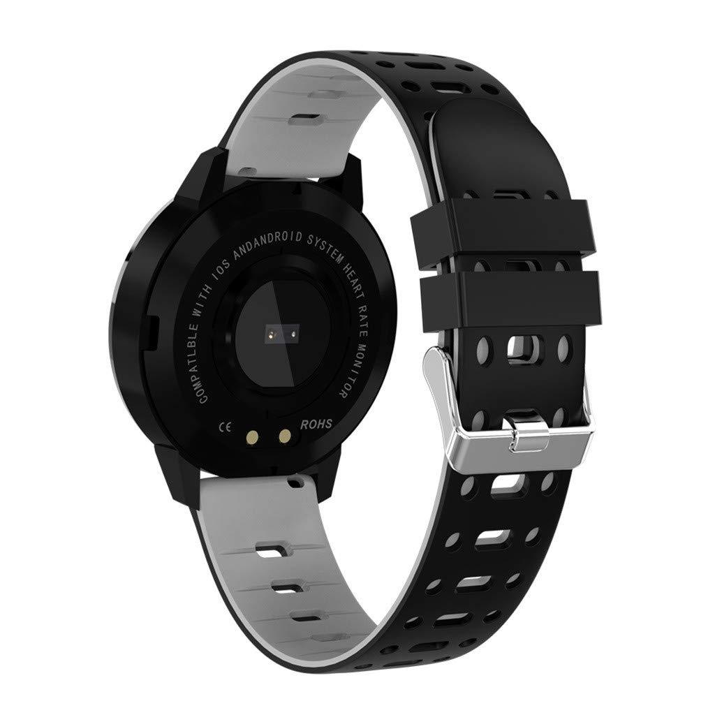Amazon.com: Star_wuvi Activity Fitness Tracker Bluetooth ...