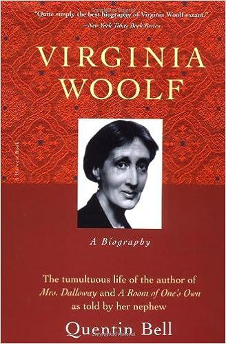 virginia woolf biography book