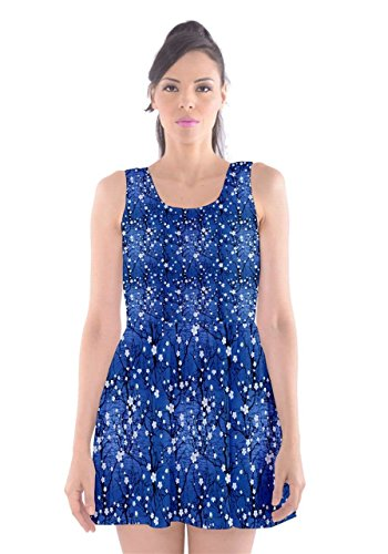 CowCow - Vestido - para mujer azul real