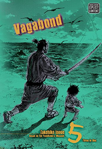 Price comparison product image Vagabond, Vol. 5 (VIZBIG Edition)