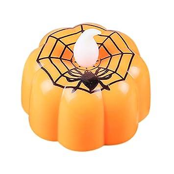 Amazon.com: Kiar - Maniquí de Halloween con luz LED ...