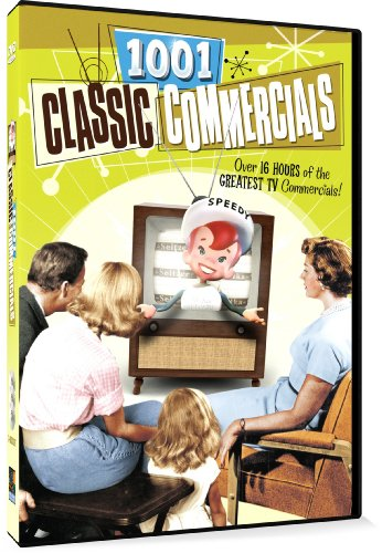 old commercials dvd - 1