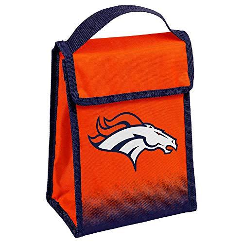 Denver Broncos Gradient Lunch Bag]()