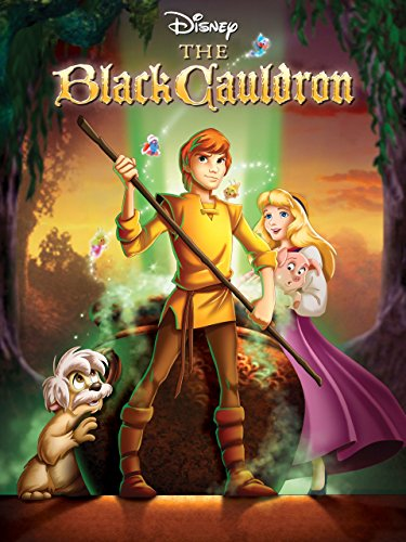 The Black Cauldron - Vhs Black