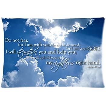 Amazon Com Bible Verse Quot So Do Not Fear For I Am With You