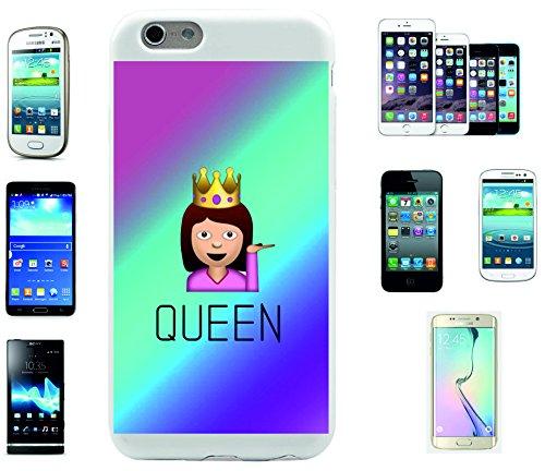 """Smartphone Case Apple IPhone 6/ 6S """"Arogante Frau/Mädchen mit Krone Hand offen und Queen ist Eingebildet und Fröhlich"""", der wohl schönste Smartphone Schutz aller Zeiten."""