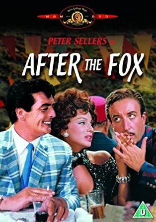 Amazon.com: After the Fox [Region 2]: Peter Sellers, Martin Balsam ...