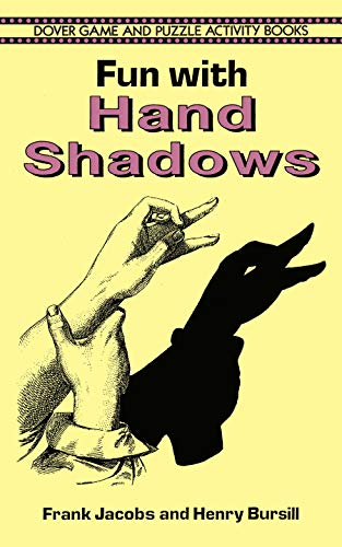 Dog Puppet Show Book - Fun with Hand Shadows (Dover Children's Activity Books)