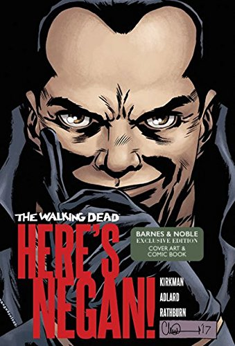The Walking Dead - Here's Negan - B&N Variant