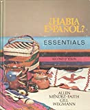 img - for ?Habla espan ol? (Spanish Edition) book / textbook / text book