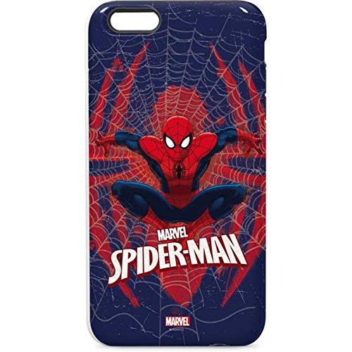 Marvel Spider-Man iPhone 6/6s Plus Pro Case - Spider-Man Web Pro Case For Your iPhone 6/6s Plus