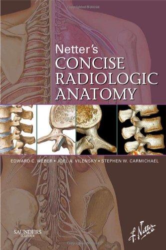 Netter's Concise Radiologic Anatomy, 1e (Netter Basic Science)