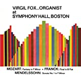 Virgil Fox...Organist