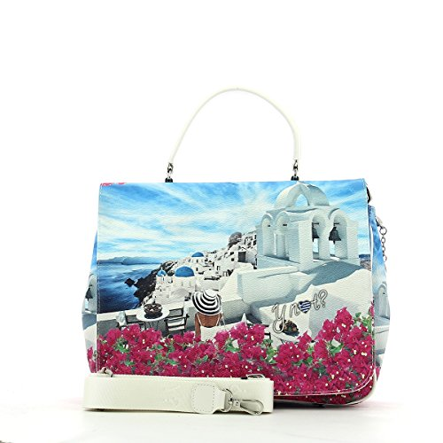 Handbag With Flap Yesbag White Party