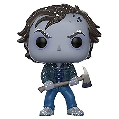 Funko Pop Movies: the Shining-Jack Torrance Collectible Figure, Styles may vary: Funko Pop! Movies:: Toys & Games