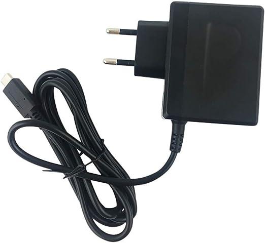 JIJI886 Switch - Adaptador de Corriente para el Modo de TV, Cargador de Viaje, Cable USB Tipo C para la Consola y los mandos Nintendo Switch: Amazon.es: Productos para mascotas