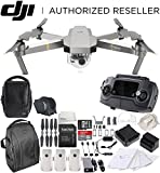 DJI Mavic Pro Platinum Fly More Combo Collapsible Quadcopter Drone Backpack Bundle Special For Sale