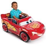 Disney•Pixar Cars 3 Lightning McQueen 6V Battery-Powered Ride On by Huffy