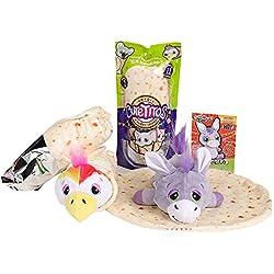 Basic Fun Cutetitos - Mystery Stuffed Animals - Collectible Plush - Series 2