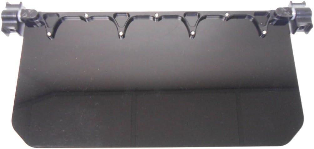 Modquad Black 10 Sun Visor w// 1.5 Clamps