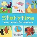 Storytime Audiobook by Stella Blackstone Narrated by Jim Broadbent