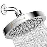Best Shower Heads - Rain Shower Head - High Pressure Rainfall Review
