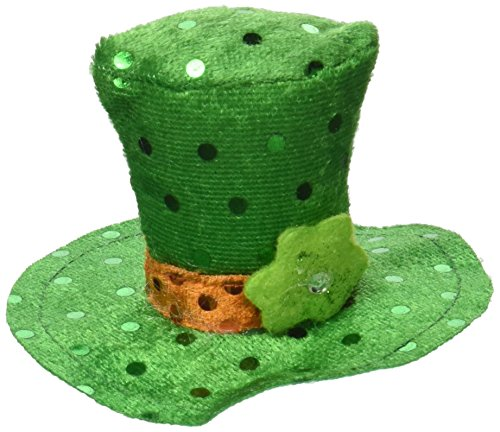 Leprechaun Hat Hair Clip Party Accessory (1 count) (1/Pkg) for $<!--$3.91-->