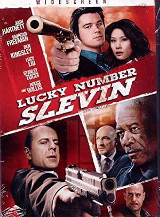 Covers. Box. Sk::: lucky number slevin (2006) high quality dvd.