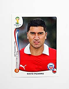FIFA World Cup 2014 Panini Sticker Number 156