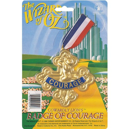 Badge of Courage Costume (Badge Of Courage Wizard Of Oz)