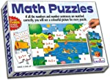 Creative Educational Aids 0733 Math Puzzles - Addition