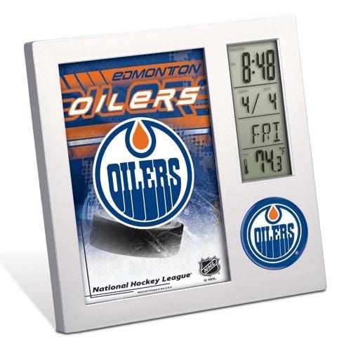 Edmonton Oilers Alarm Clock Oilers Alarm Clock Oilers