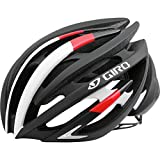 Giro Aeon Helmet – Men's Matte Bright Red/Black Small