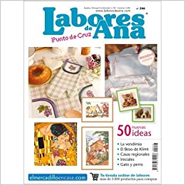 LAS LABORES DE ANA Nº 246: Amazon.es: ALTERNATIVAS PUBLICITARIAS SL: Libros