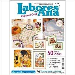 LAS LABORES DE ANA Nº 246: Amazon.es: ALTERNATIVAS PUBLICITARIAS SL: Libros