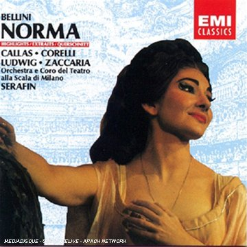 Bellini: Norma Highlights