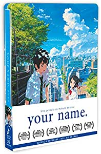 Your Name Blu-Ray Edicón Metálica [Blu-ray]