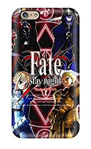 Durable Defender Case For Iphone 6 Tpu Cover(fate/stay Night)