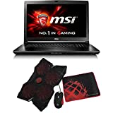 "MSI GL62M 7RDX-2027 BUNDLE-Upgraded: 16GB RAM | 15.6"" FHD eDP IPS-Level Screen 