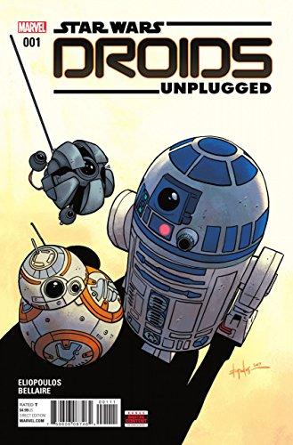 Star Wars: Droids Unplugged (2017) #1 VF/NM