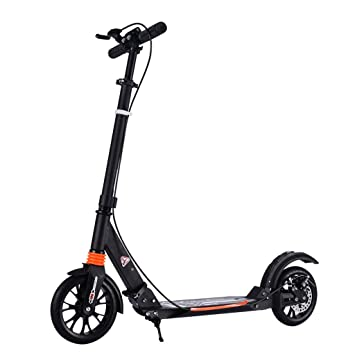 Amazon.com : Folding Kick Scooter Hand Brake, 8