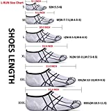 L-RUN Unisex Water Shoes Barefoot Skin Shoes For Dive Surf Swim Beach Yoga