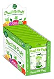 FRUIT SNACKS – HEALTHY LOW CALORIE NATURAL GLUTEN FREE ZESTY LIME FRUIT A PEEL