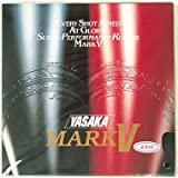 Yasaka Mark V Table Tennis Rubber (Red)