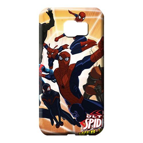 Spider Man and His Amazing Friends Protective Cases High-end Cases Cell Phone Skins Samsung Galaxy S7