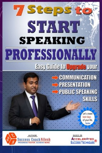 Download 7 Steps to START Speaking Professionally: Easy Guide pdf epub