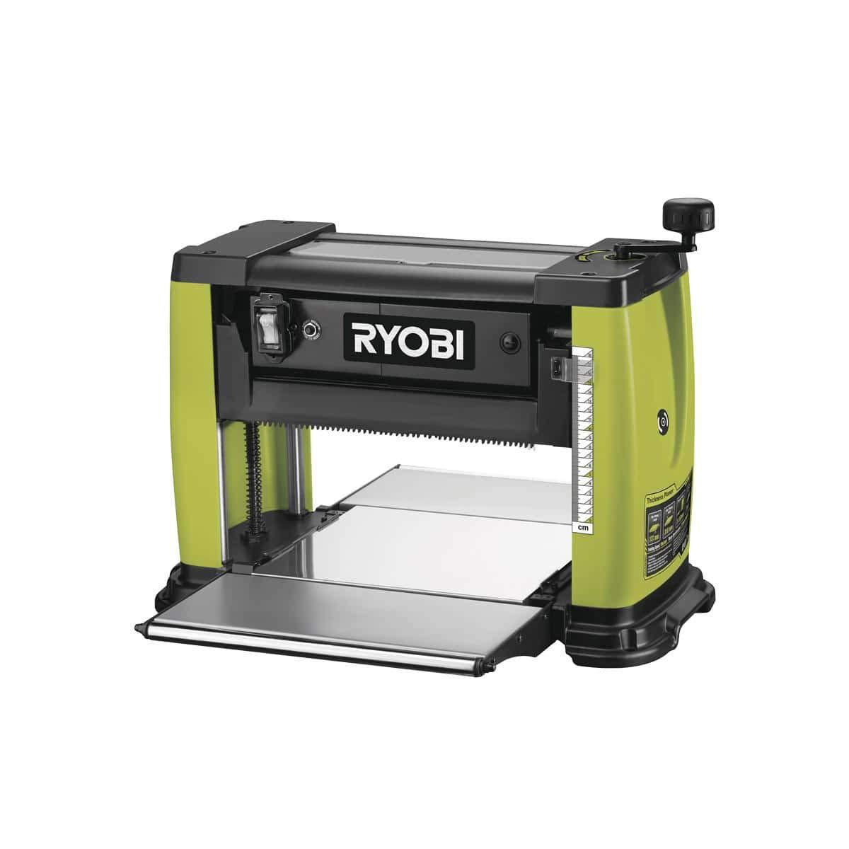 Ryobi 5133002859 Cepillo estacion/ário 1500w 318mm