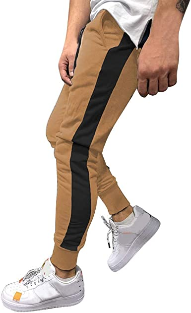 DUJIE Gym Pantalones Hombre Pantalon Chandal Hombre ...