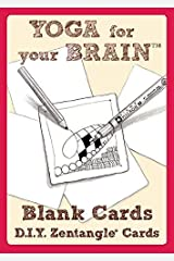 [Yoga for Your Brain 20 Blank Tangle Cards] [By: Bartholomew CZT, Sandy Steen] [October, 2013] Cards